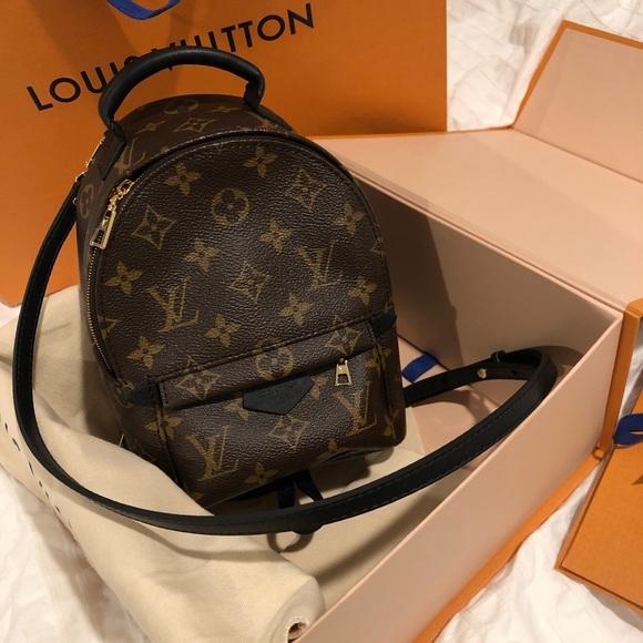 548823d1c95b Louis Vuitton Palm spring Mini
